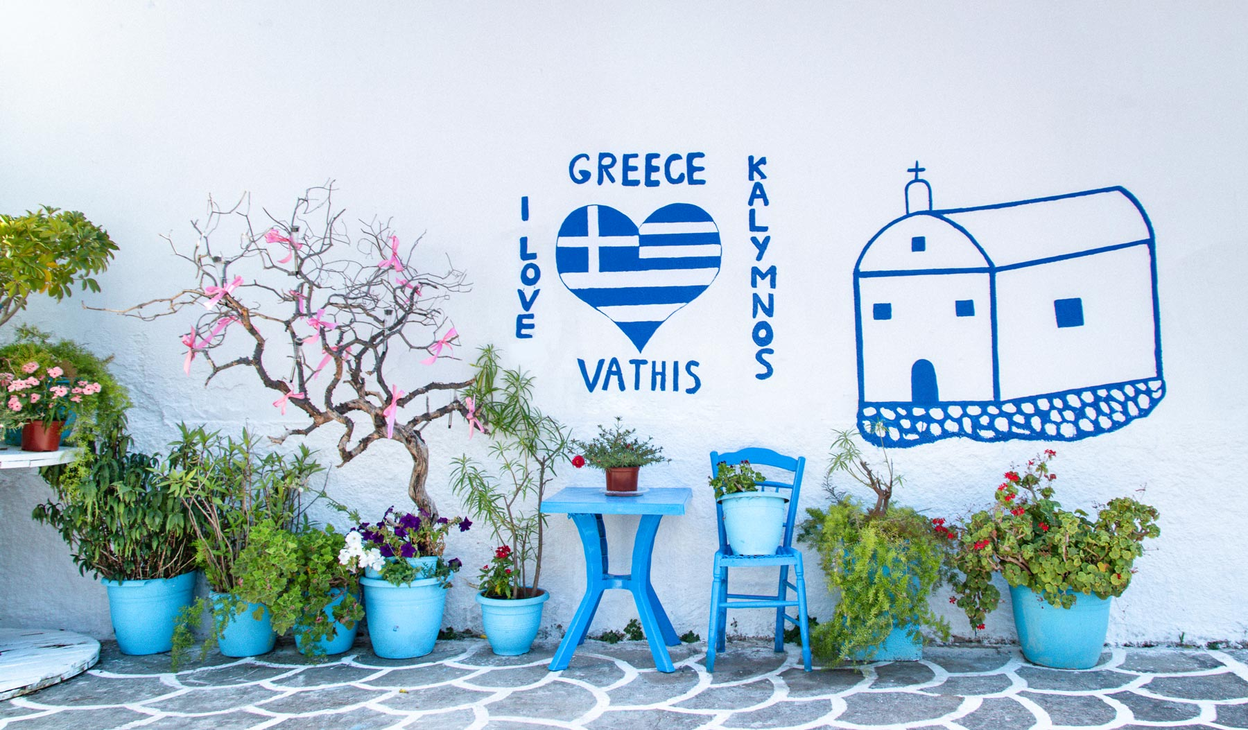 From Kalymnos with love