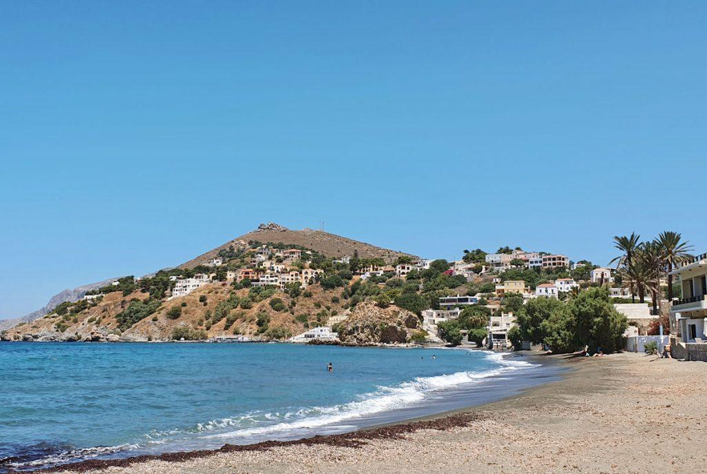 Kantouni beach, Kalymnos