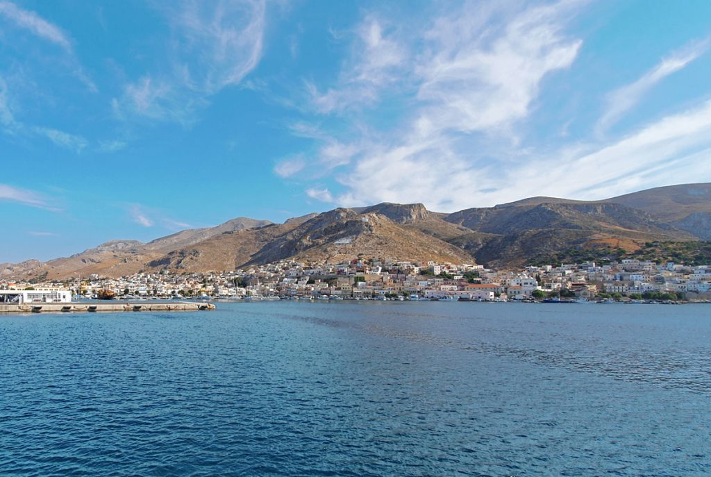Travelling to Kalymnos by ferry/boat