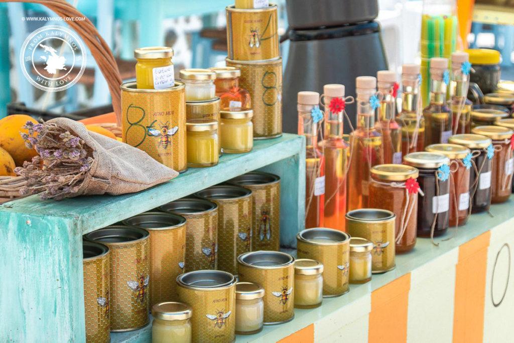 Kalymnian thyme honey